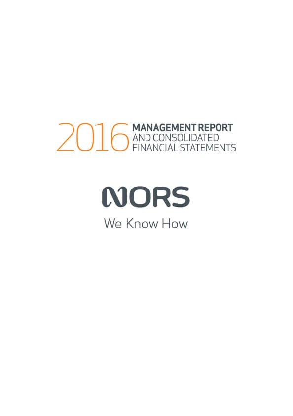 Rapport Annuel - 2016