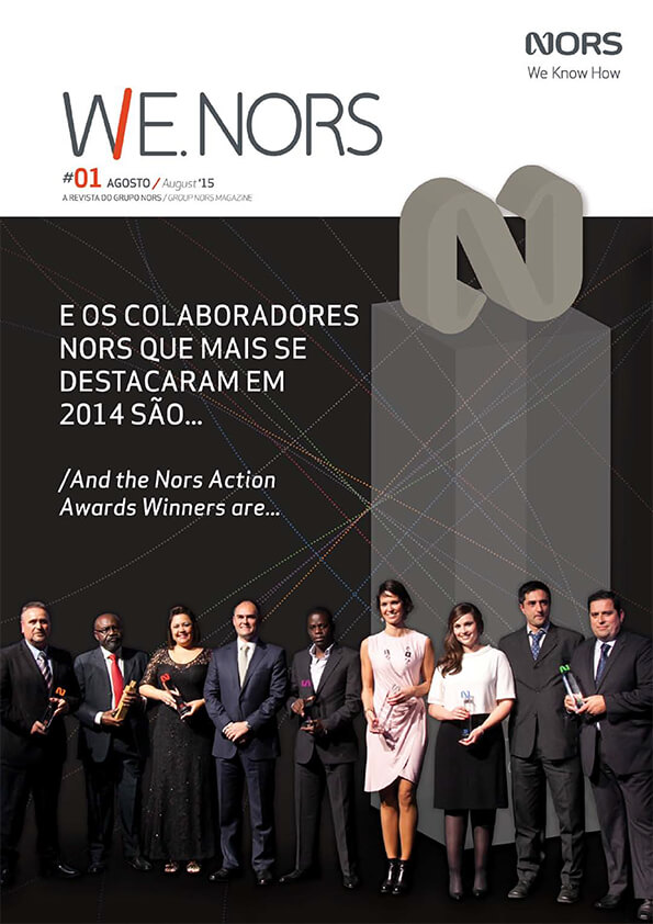 we.nors<br /> magazine - #1