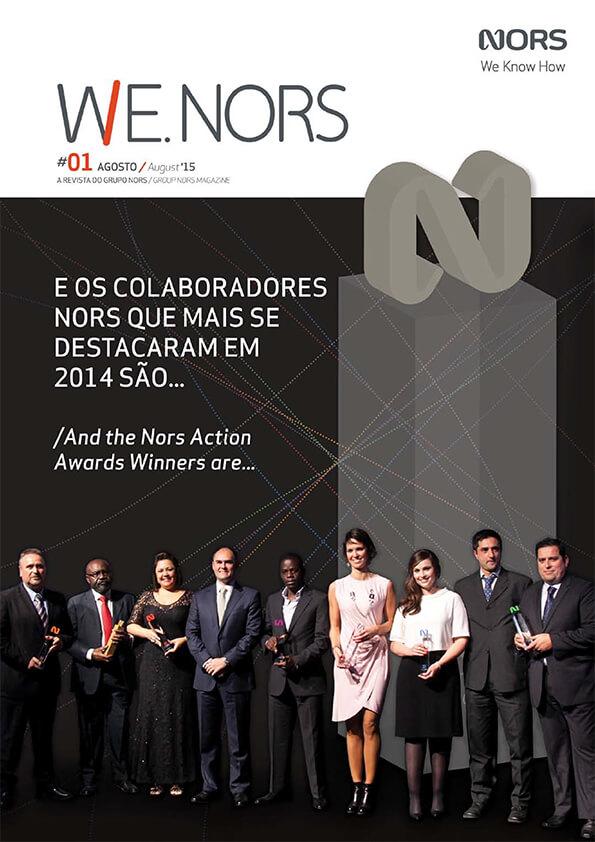 Revista We.Nors - #1