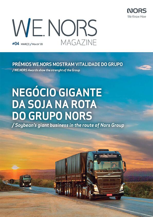 Nors magazine - #4